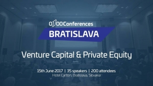 Prvá Venture Capital & Private Equity konferencia v SR